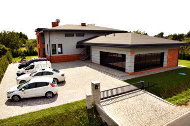 Inteligentny budynek BMS – siedziba firmy
