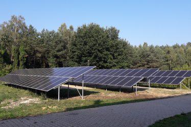 Instalacja 40 kW – gmina Osjaków