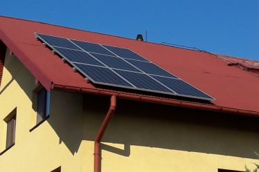 Budynek mieszkalny w gminie Osjaków – instalacja 3 kW